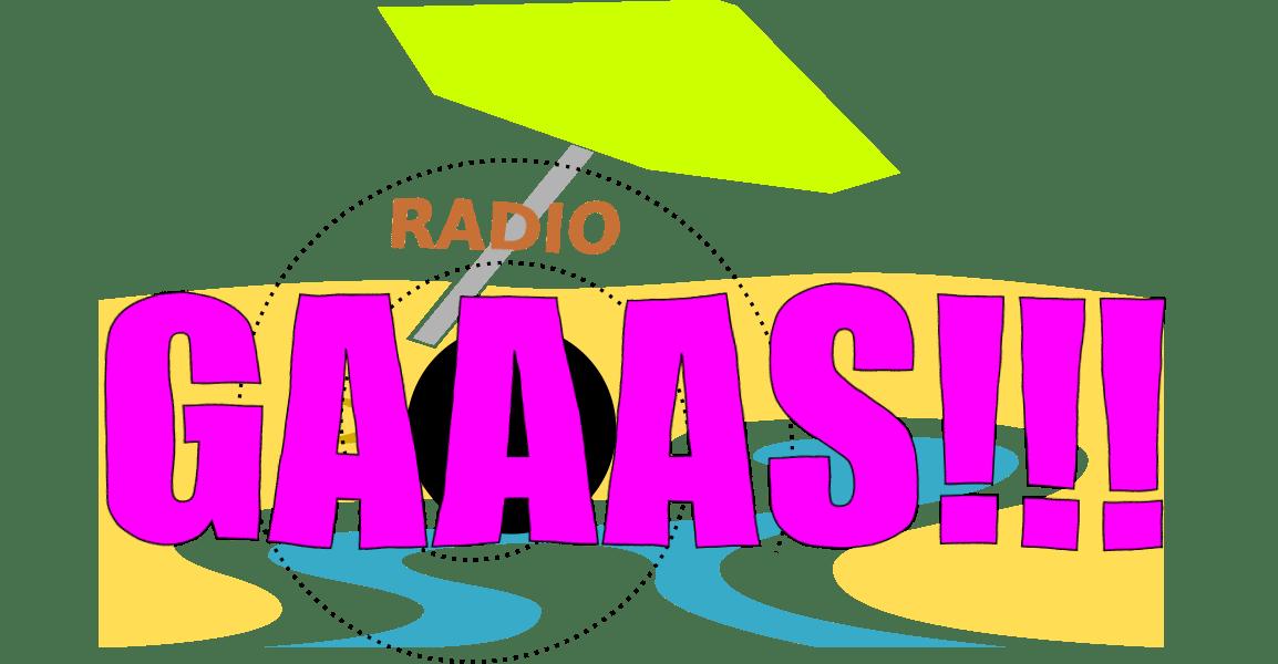 Logo for Gaaas.nl Radio Station